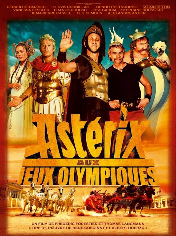 Asterix Aux Jeux Olympiques / Астерикс на олимпийските игри (2008)